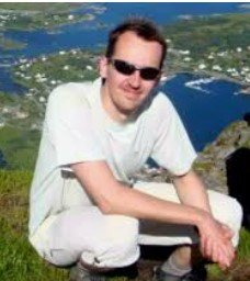 Das Opfer, Samuel Paty; Foto Screenshot Twitter