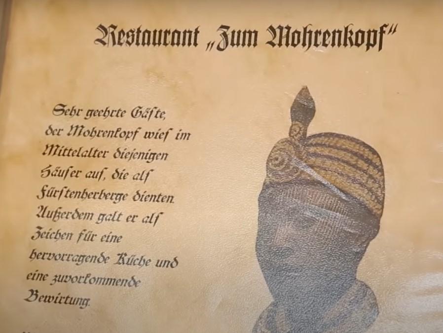 """Foto: Homepage Restaurant """"Zum Mohrenkopf"""""""