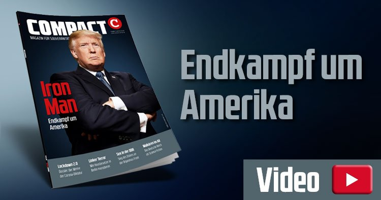 Trump. Iron Man. Endkampf um Amerika