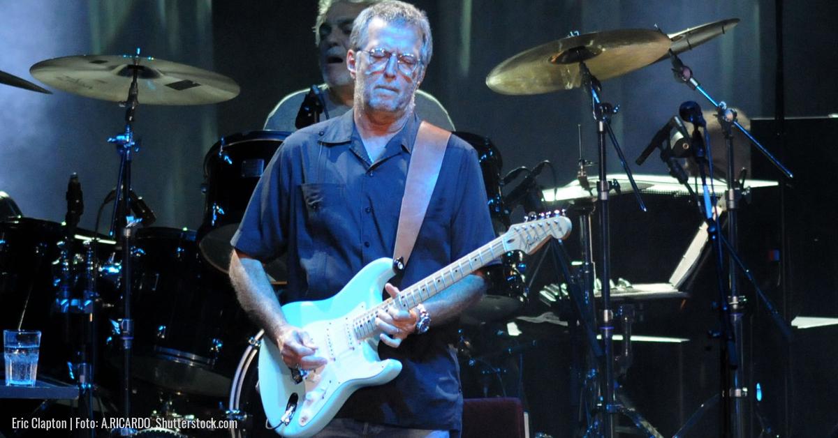 ?Stand & Deliver?: Jetzt rockt auch Eric Clapton gegen die Corona-Diktatur