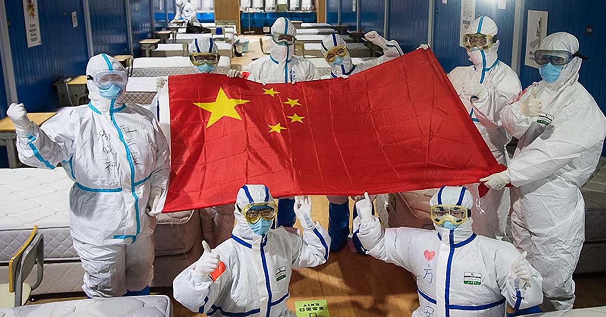 China-Virus: Schon im September 2019 erster Corona-Fall in Wuhan