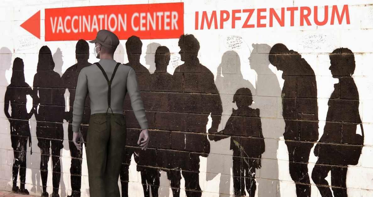 Die Freiheits-Lüge: Kontaktbeschränkung auch für Geimpfte in Rosenheim