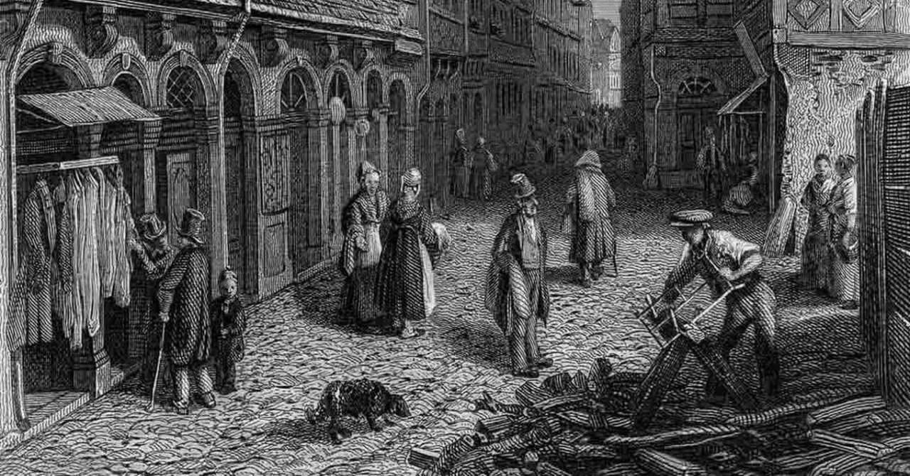 Die Rothschilds: Geschäfte in der Judengasse