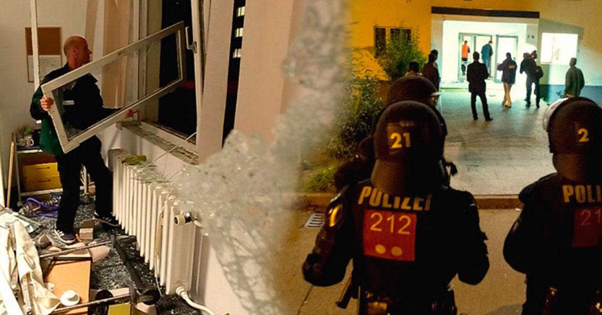 Asylkrawalle in Suhl als Vorboten: CIA sagt für 2020 europäische Bürgerkriege voraus