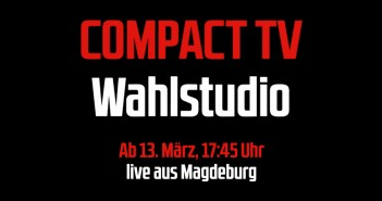 COMPACT TV Wahlstudio
