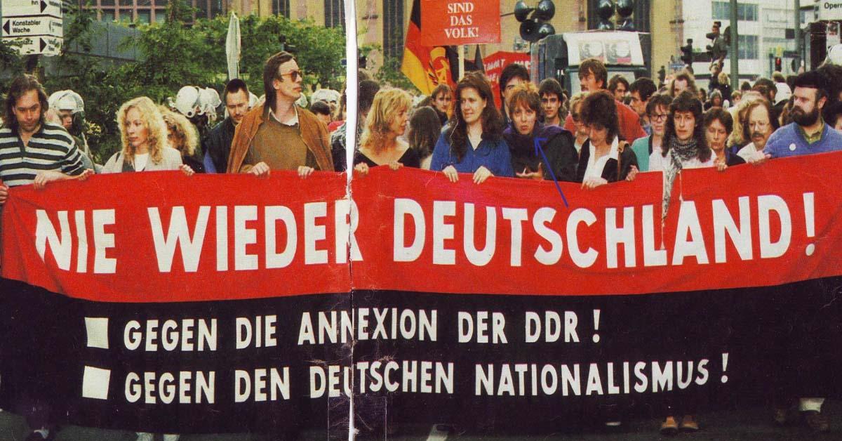 Nie Wieder Deutschland Roth